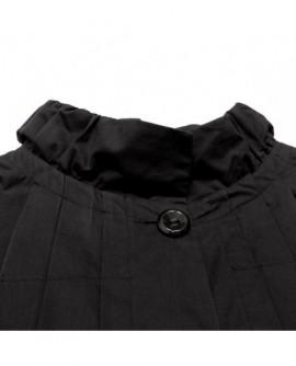Plissée noire (veste)