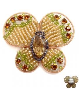 Papillon (Broche)
