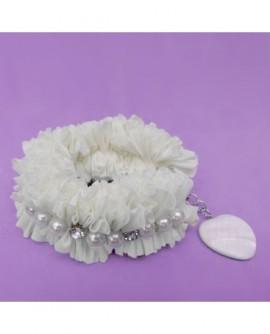 Froufrou Jaune pâle (Bracelet)